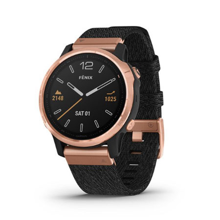 Garmin Fenix 6S Rose Gold / Black